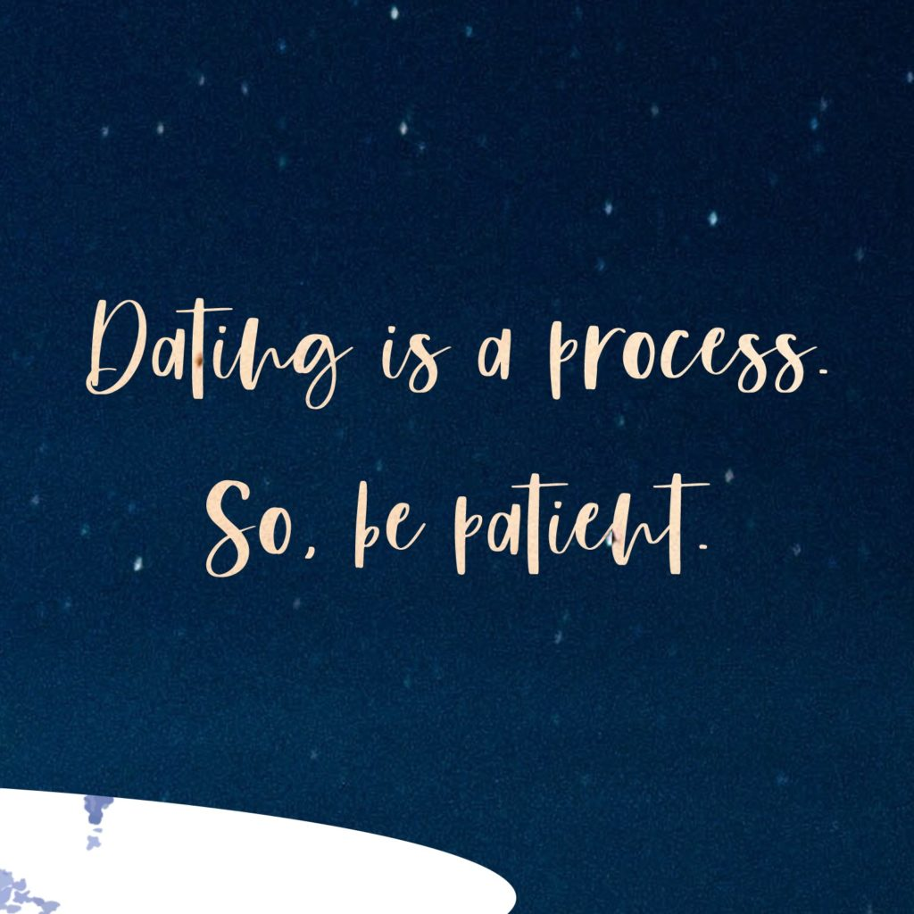 Dating Sunday: Getting Rejected is Part of the Dating Process!
